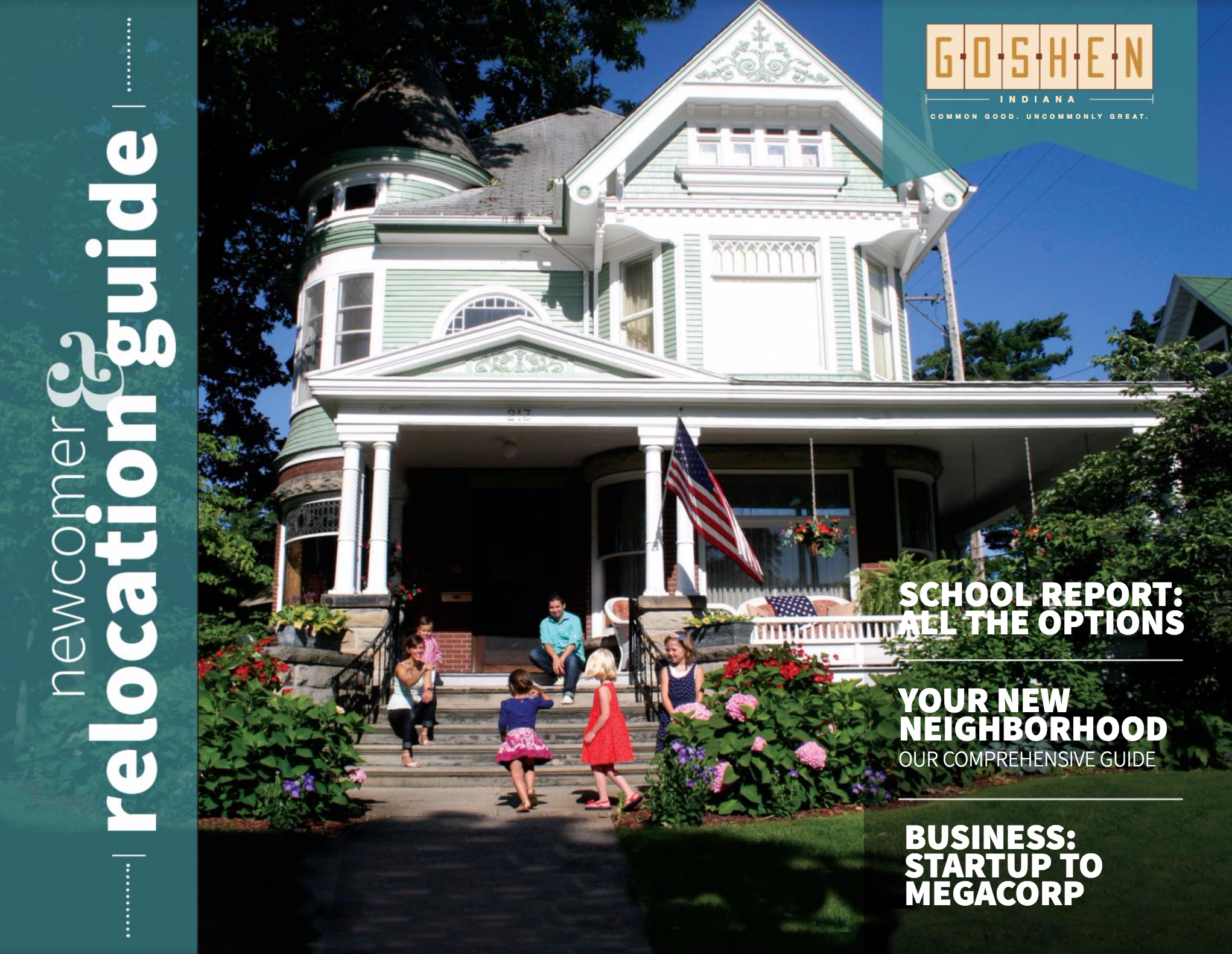 Goshen Newcomer and Relocation Guide