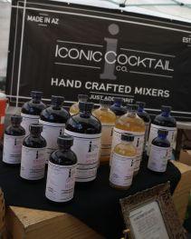 Iconic Cocktail's three staple mixers